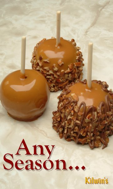 Kilwin's caramel apples